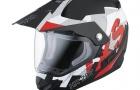 Moto kaciga IXS - HX 207 GLOBE