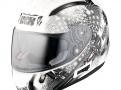 Moto kaciga IXS - HX 215 RUBIN