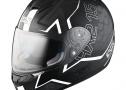 Moto kaciga IXS - HX 215 CLOUD