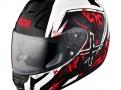 Moto kaciga IXS - HX 215 SAPHIR
